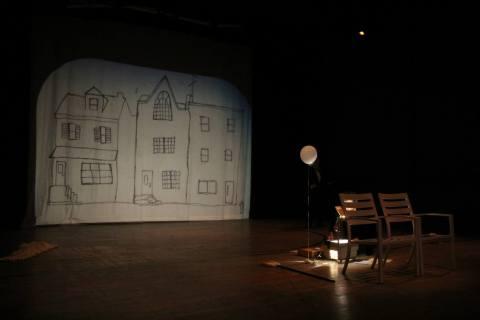 A New American Theatre